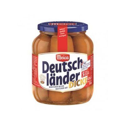 Salchicha Deutschländer Dicke
