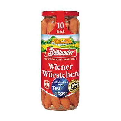 Salchicha Wiener