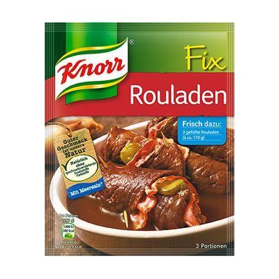 Fix Für Rouladen