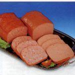 Fleischkäse - Pastel de carne