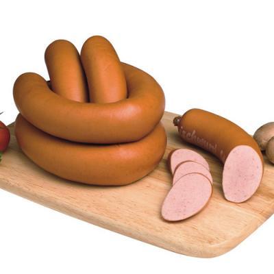 Fleischwurst - Salchicha de carne