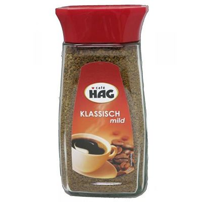 Hag Café instantáneo