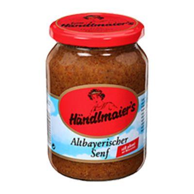 Händlmaier - Mostaza dulce con rábano