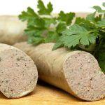 Hausmacher Leberwurst - Leberwurst casero