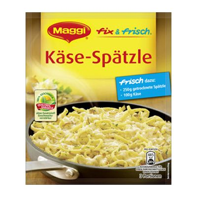 Käse-Spätzle