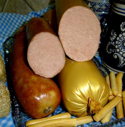 Leberwurst - Paté de hígado