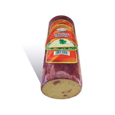 Queso ahumado con jamón