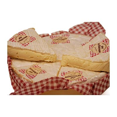 Queso Camembert leche cruda