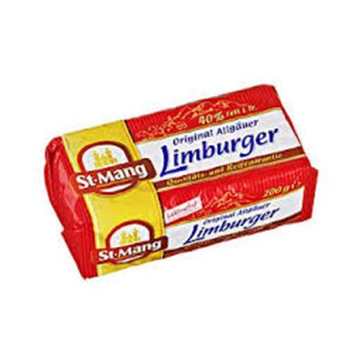 Queso Limburger