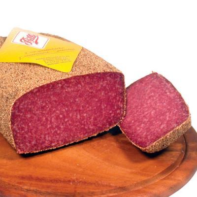 Salami Stuten - Salami ahumado