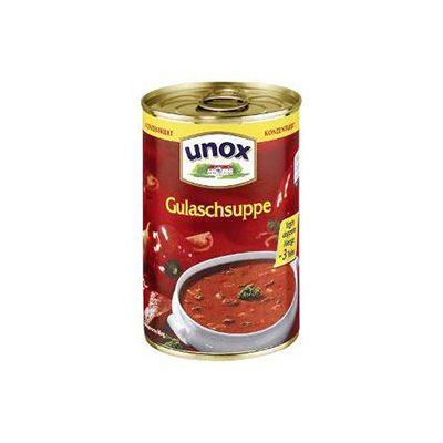 Sopa de Goulash UNOX