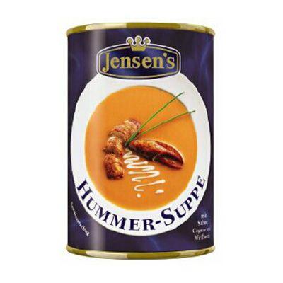 Sopa de langosta