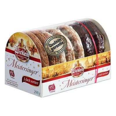 Wicklein Meistersinger Lebkuchen