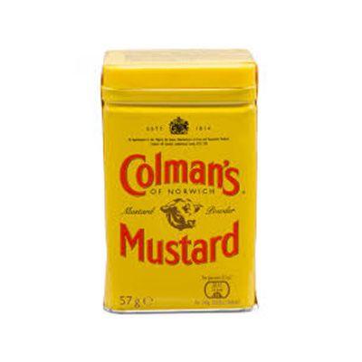 Mostaza Colman's en polvo