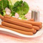 Pikanter Bockwurst - Salchicha picante