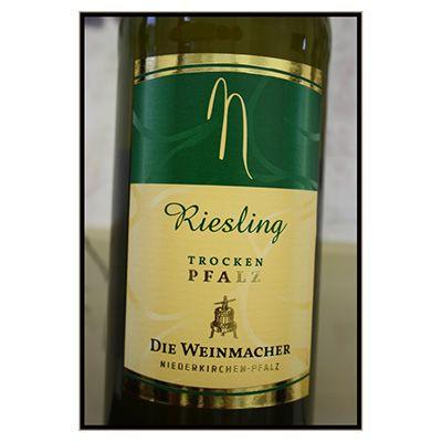 Riesling alemán
