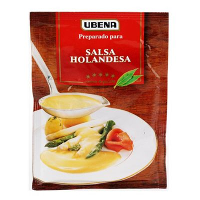Salsa holandesa Ubena