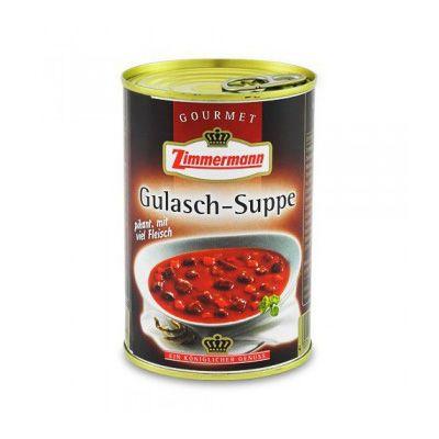 Sopa de Goulash Zimmermann