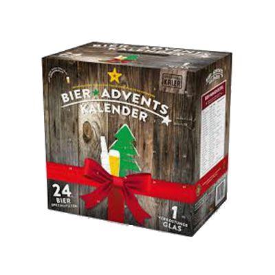 Calendario de Adviento con Cerveza