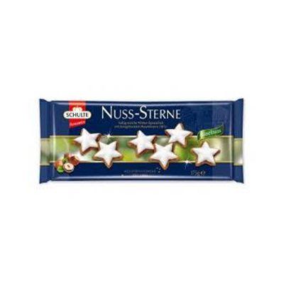 Nuss-Sterne