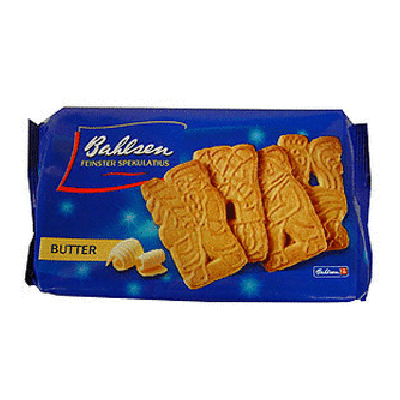 Butter Spekulatius
